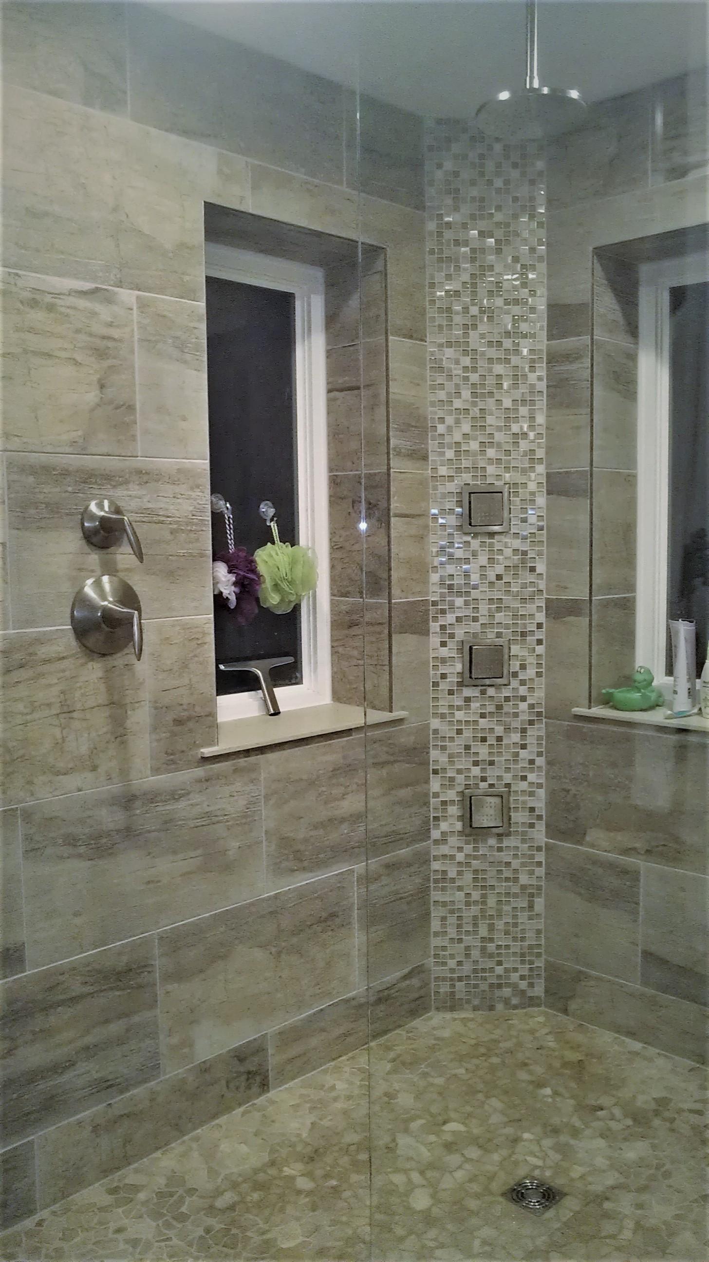 From Corner Tub to Corner Shower – Time 2 Remodel, LLC.