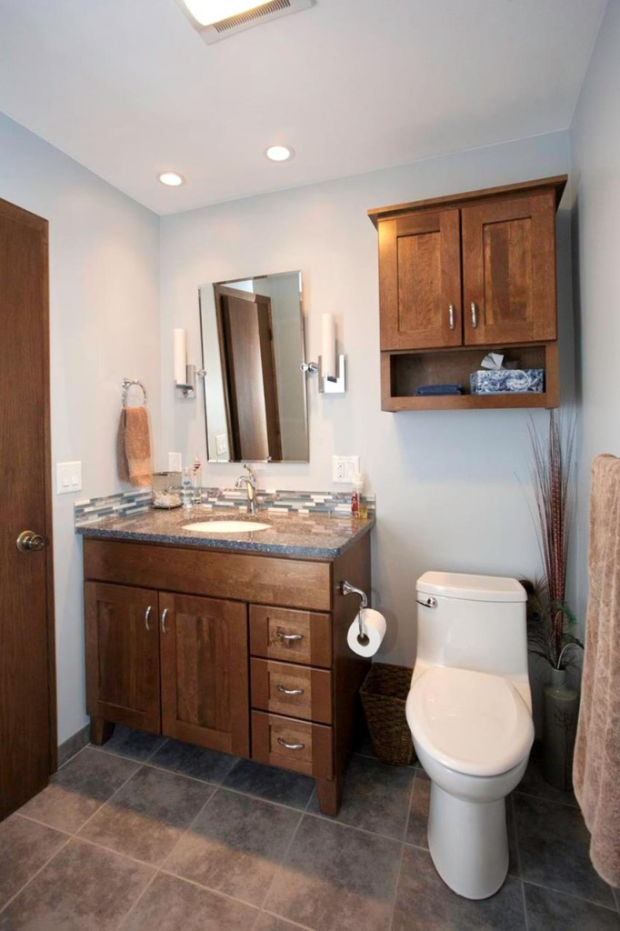 Remodeled Bathroom Ready For 2018: Time 2 Remodel, LLC