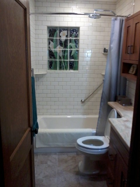Updated Arts U0026 Crafts Bath