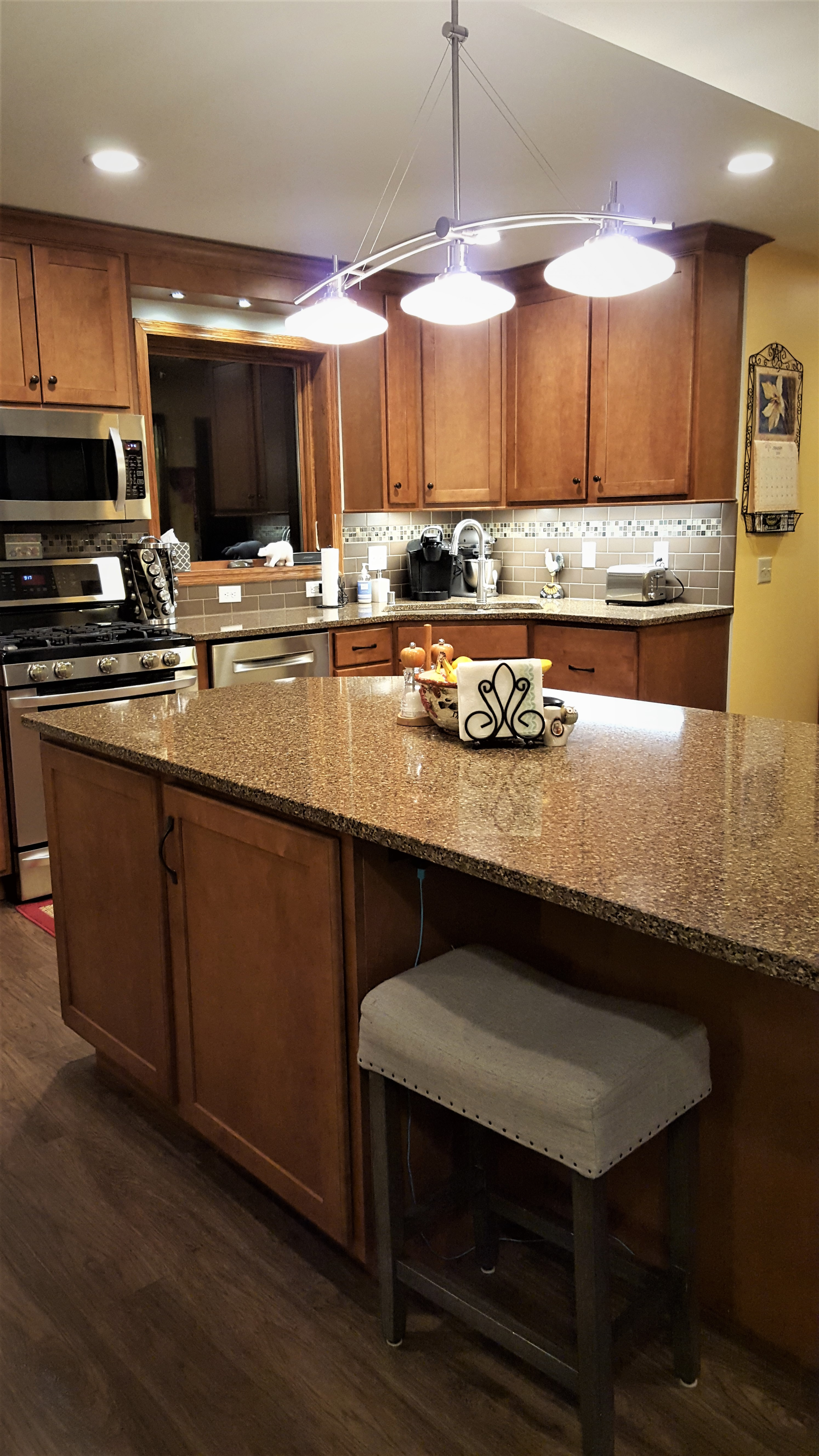 Busting Open A Kitchen Time 2 Remodel Llc